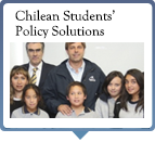 Chilean Students Develop Policy Solutions