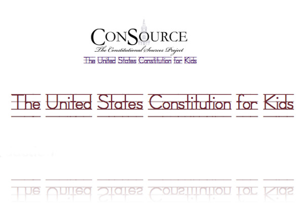 The United States Constitution for Kids features the original text of the Constitution alongside unbiased translations that are easy for students to understand.