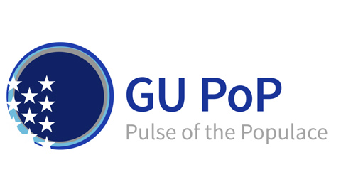 Pulse of the Populace from Georgetown University is an online polling platform for students to weigh in on current issues ranging from Obamacare to Syrian refugees and see their representatives stances on these issues.