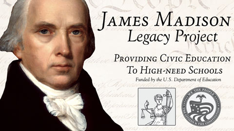 The James Madison Legacy Project recently entered its second year. The nationwide initiative seeks to increase the number of highly effective teachers of high-need students through the professional development of more than two thousand teachers.