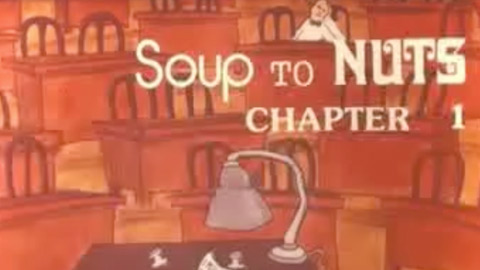 Soup to Nuts was originally released in 1977 and was used in classrooms to teach the fundamentals of the American democratic system.