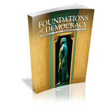 Foundations of Democracy High School Textbook image